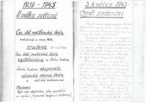 Z kroniky české školy 1